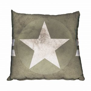 Army Star Scatter Cushion