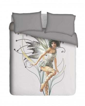 Charming Fairy Duvet Cover Set