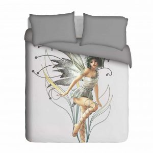 Charming Fairy Duvet Cover Set