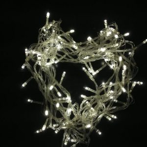 Classic Pure White LED String Lights 3m