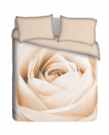 NRB001---Black-&-White-Rose-brownl-bed