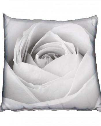 NRC001---Black-&-White-Rose-cushion