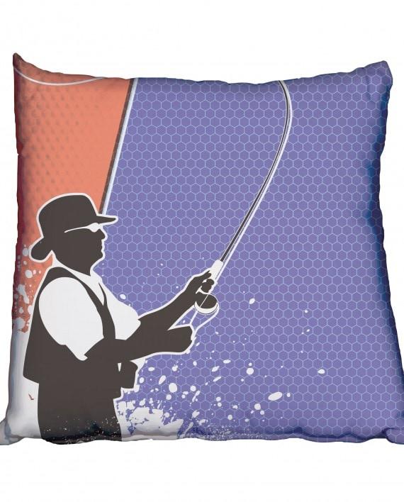 SFC015---Fly-Fisherman-cuhion