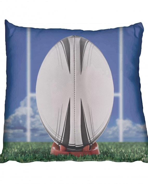 SRC011 -rugby-ball & poles(cushion)