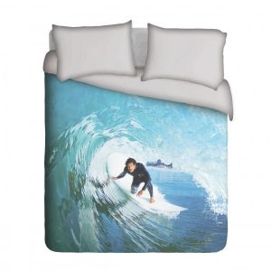 Surfer Dude Duvet Cover Set