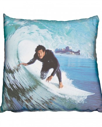 Surfer Dude Scatter Cushion
