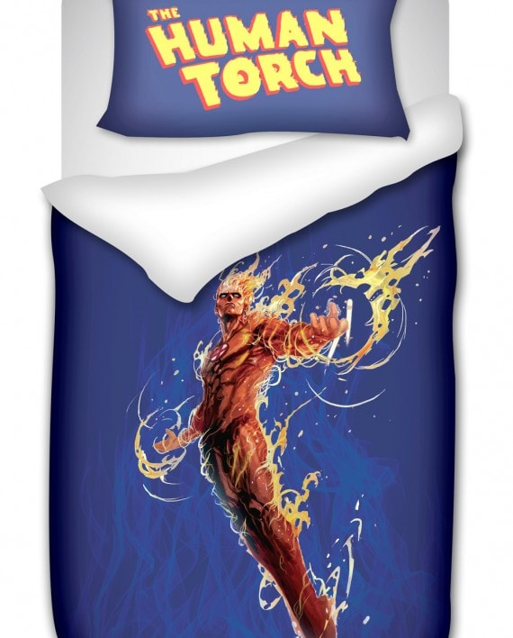 human-torch Famous 4