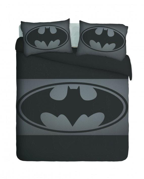 Batman Classic Logo Design Duvet Cover Set