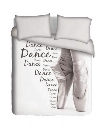Ballet Duvet Cover Set