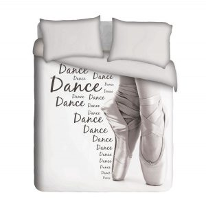 Ballet Duvet Cover Set