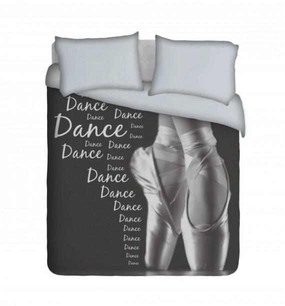 Ballet Dance Duvet Cover Set