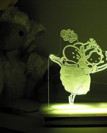 Dancing Fairy Princess Night Light
