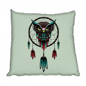 Baby Owl Scatter Cushion