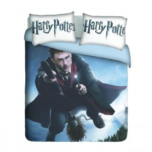Harry Potter Duvet Cover Set