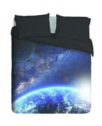 Spaced Out Duvet Cover Set