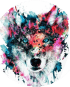 Wolf PopSocket
