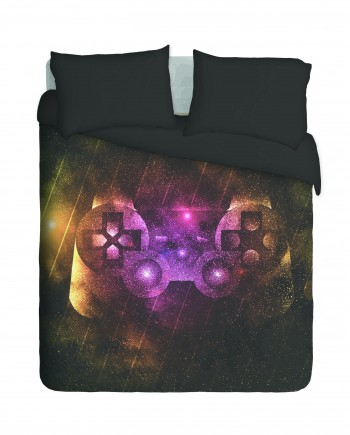 Playstation controller Duvet Cover Set