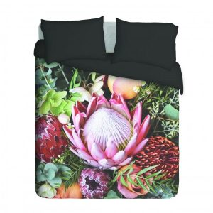 King Protea Duvet Cover Set