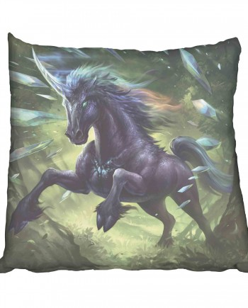 Wild unicorn Scatter cushion