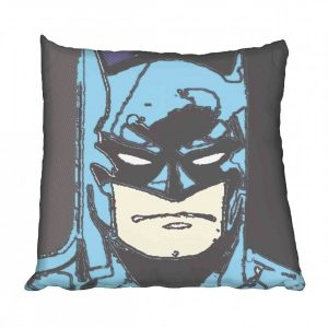Batman Pop Art Scatter Cushion