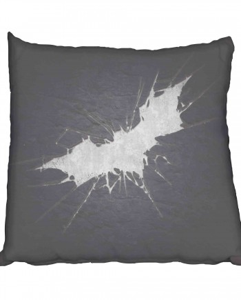 batman shattered scatter cushion