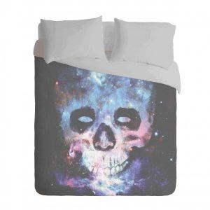 skull-galaxy Duvet