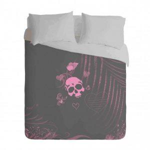 Skull Love Duvet Cover Set