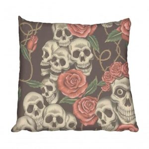 Sugar Skulls and Roses Scatter