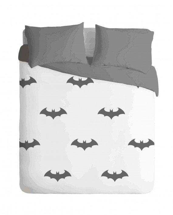Batman Bats Duvet Cover Set