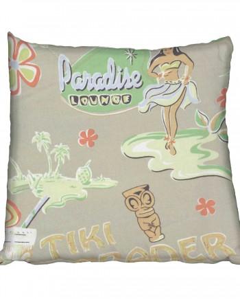 Hawaii Tiki Scatter Cushion
