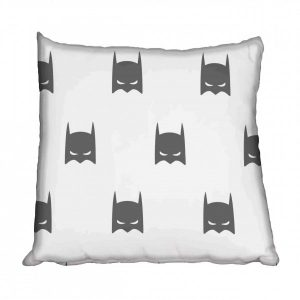 Batman Mask Scatter Cushion