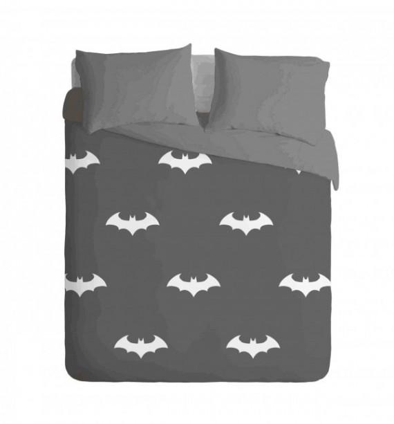 batman bats Dark tones Duvet cover set