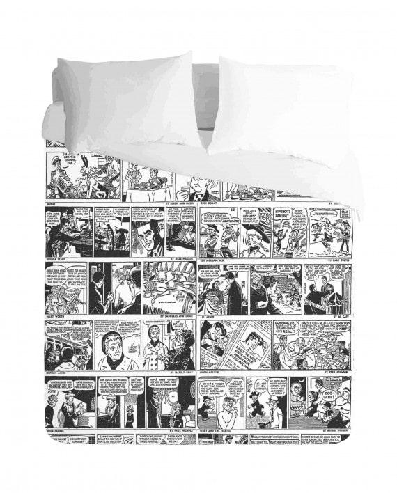 Comic 1959 Duvet Cover Set