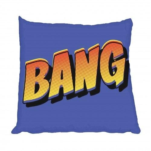 Comic BANG Scatter Cushion