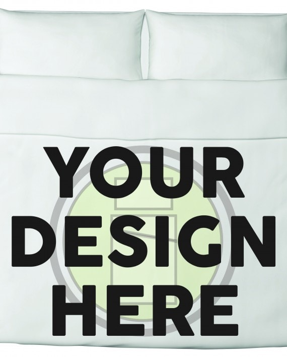 Custom design Duvet