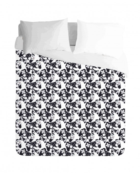Gaming Controllers Duvet Cover Set