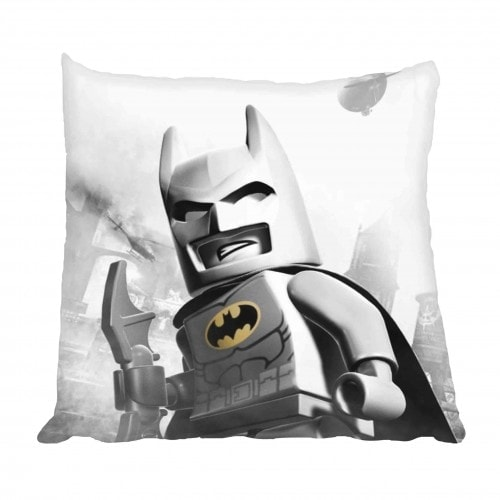 Lego Batman in Grey Tones Scatter