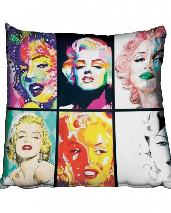 Marilyn Pop Art 1 Scatter