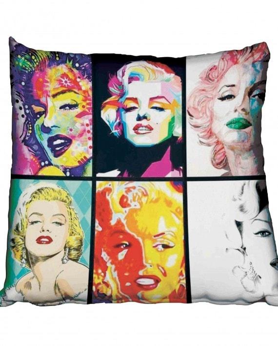 Marilyn Pop Art 1 Scatter
