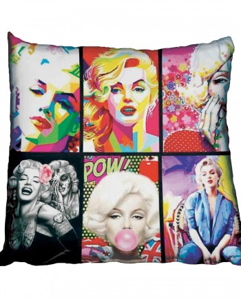 Marilyn Pop Art 3 Scatter