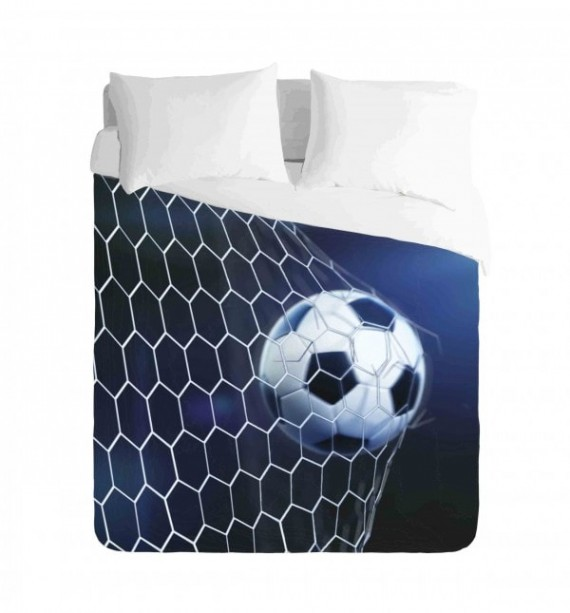 Soccer GOAL Duvet Cover Set