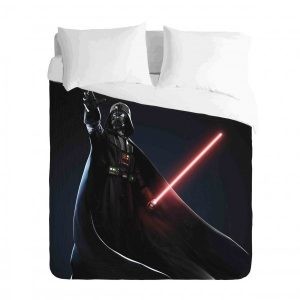 Star Wars Darf Vader with Lightsaber Duvet Cover Set
