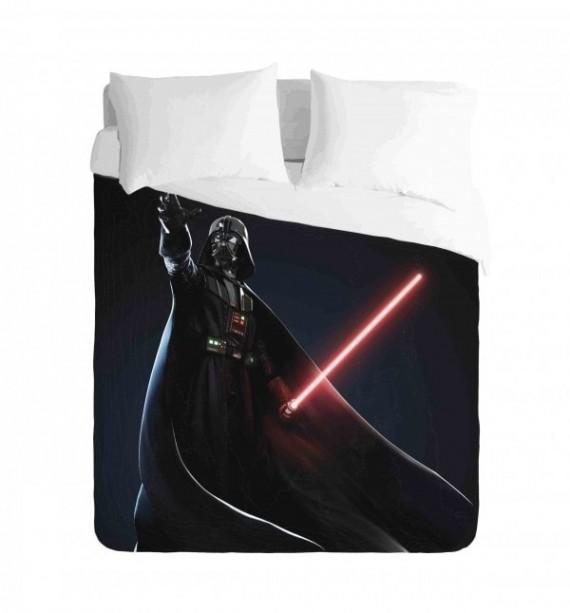 Star Wars Darf Vader with Lightsaber Duvet Cover Set