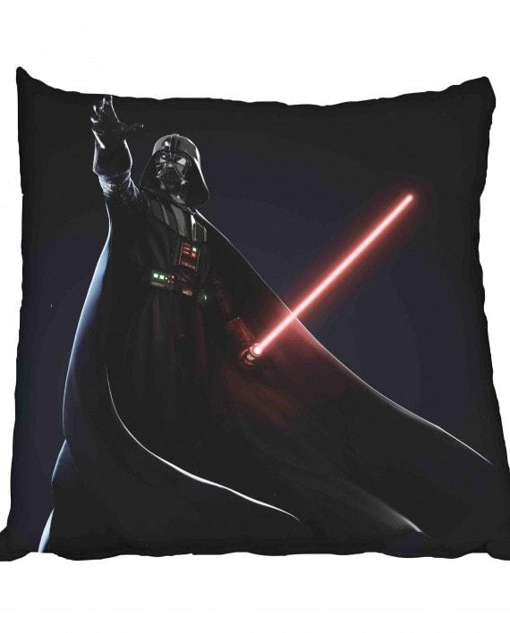 Star Wars Darf Vader with Lightsaber Scatter Cushion