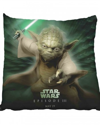 Star Wars Master Yoda Scatter Cushion