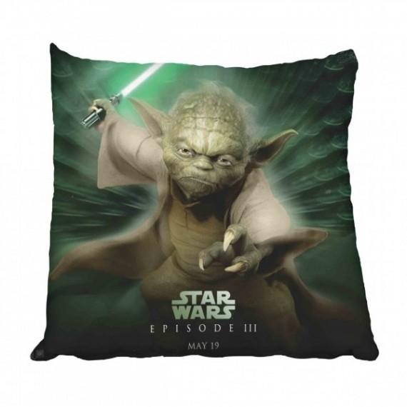 Star Wars Master Yoda Scatter Cushion