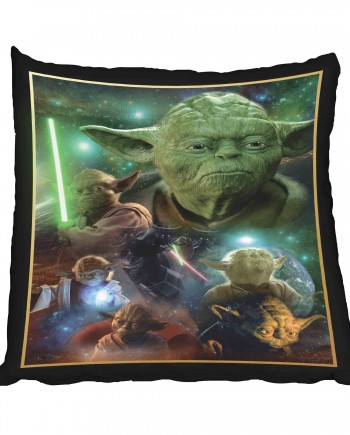 Star Wars Yoda Scatter Cushion