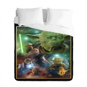 Star Wars Yoda Duvet Cover Set