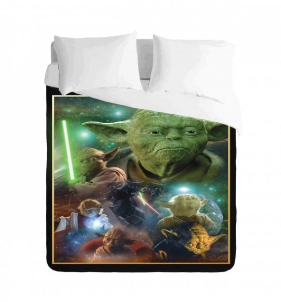 Star Wars Yoda Duvet Cover Set