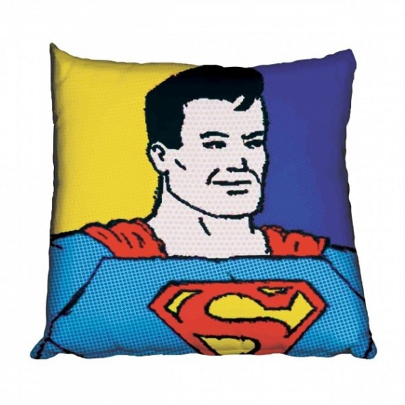 Superman Comic Pop Art Scatter